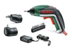 Bosch akumulatorski vijačnik IXO V (06039A8022), polni set