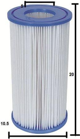Bestway kartuša za filter 6 m3/h