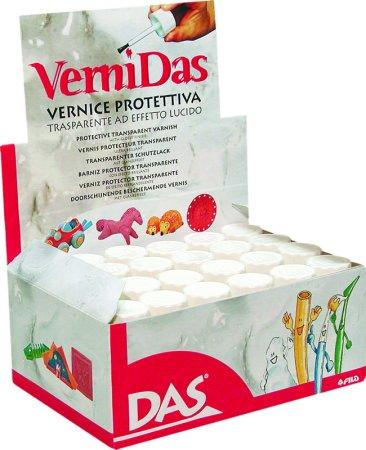 DAS lak Vernidas displej, prozoren, 33 ml