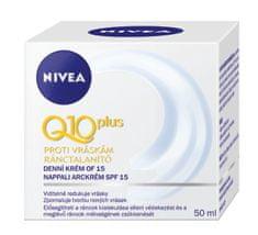 Nivea vlažilna dnevna krema Q10 Plus, 50 ml