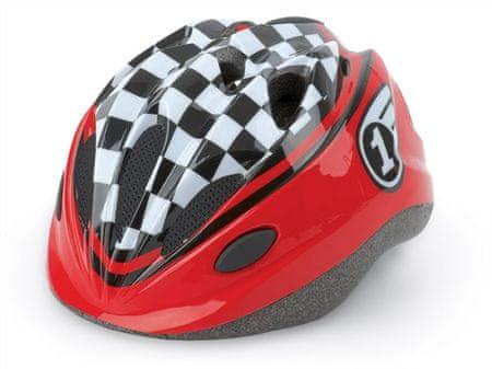 Polisport otroška kolesarska čelada P2 Race (48-52 cm)