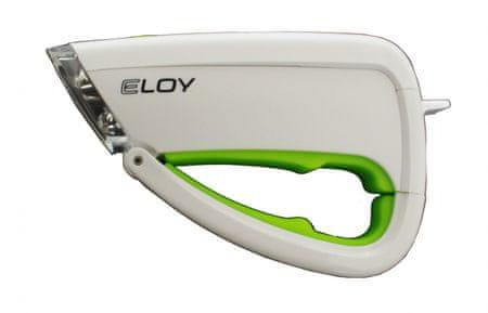 Sigma sprednja kolesarska svetilka Elloy, bela