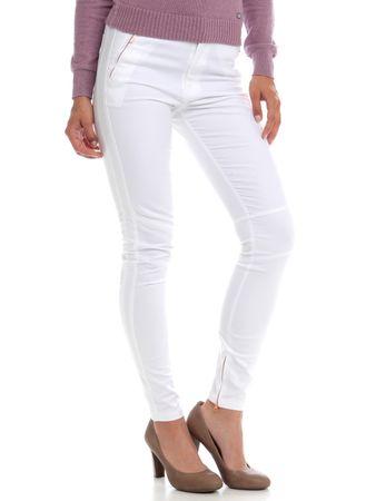 PeakPerformance dámské bavlněné kalhoty 27 bílá
