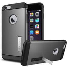 Spigen maska Slim Armor za iPhone 6 Plus, siv