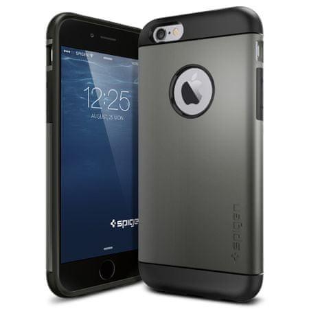 Spigen ovitek Slim Armor za iPhone 6, rjavo siv