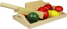 Marionette Fajáték- Zöldségek és gyümölcsök