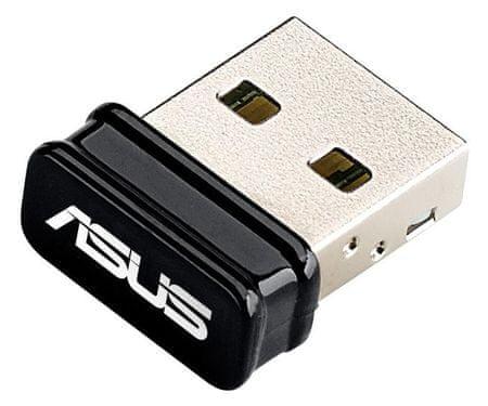 Asus brezžična USB mrežna kartica USB-N10 NANO
