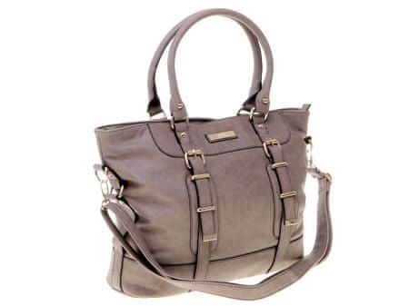 dbf23106ee s.Oliver dámská kabelka s odepínatelným popruhem hnědá - Alternativy ...