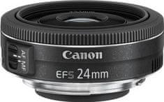Canon obiektyw EF-S 24mm f/2,8 STM