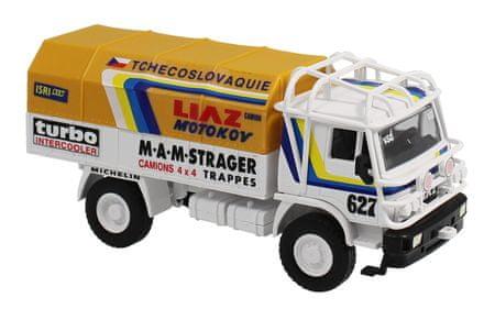 Monti Systém 07 Dakar Rally Liaz Modell Szett, 1:48