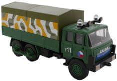Monti Systém 11 Cseh Katonai Tatra Modell Szett, 1:48