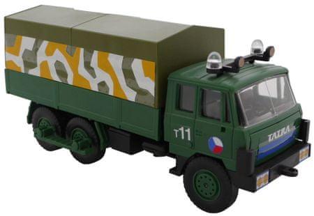 Monti Systém Stavebnica 11 Czech Army Tatra 815 1:48