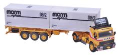 Monti Systém 08/2 Liaz Kamionos modell szett, 1:48