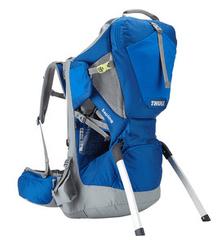 Thule nahrbtnik za nošenje otroka Sapling , moder