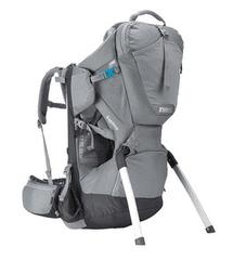 Thule nahrbtnik za nošenje otroka Sapling, temno siv