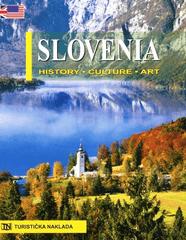 Morana Polovič: Slovenija - zgodovina, kultura, umetnost, angleško