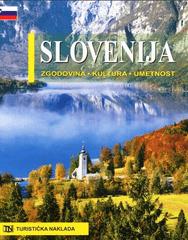 Morana Polovič: Slovenija - zgodovina, kultura, umetnost, slovensko