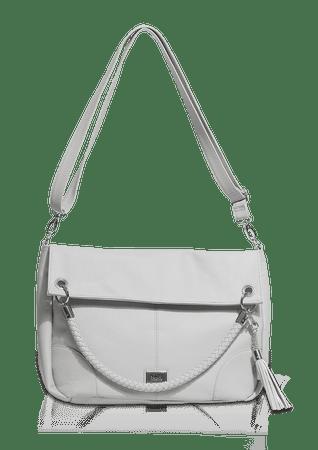 bc86a48e83 s.Oliver šedá dámská kabelka s ozdobným střapcem - Alternativy