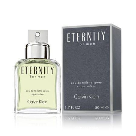 Calvin Klein Eternity for Men, EDT - 50 ml