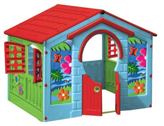 PalPlay detský plastový domček Farma