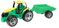 LENA Traktor pótkocsival, 94 cm