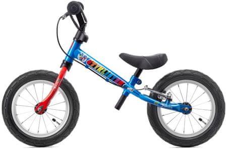 """Yedoo rowerek biegowy """"Czterolistna koniczynka"""" Blue"""