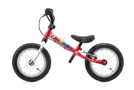"""Yedoo rowerek biegowy """"Czterolistna koniczynka"""" Red"""