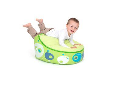 Doomoo Zitzak Lime.Doomoo Seat Lehatko Bird Lime Sb4 Mall Sk