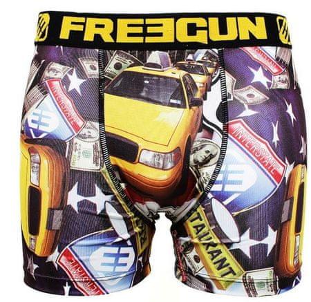 Freegun boksarice FGUS2/1/BM/TAX, moške, M