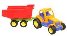 Traktor s prikolico, 75 cm
