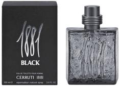 Cerruti parfumska voda Black 1881, 100 ml