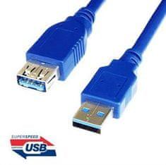 Vigan USB 3.0 A-A kabel, M/F