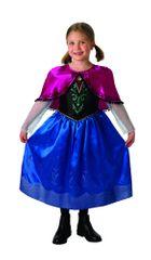 Rubie's Kostium Frozen Anna Deluxe