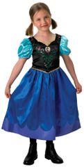 Rubie's Kostým Frozen Anna Classic