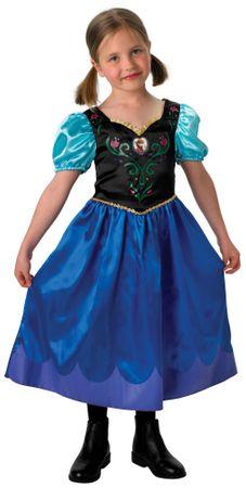 Rubie's Kostým Frozen Anna Classic M
