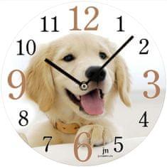 Lowell Designowy zegar ścienny 14846