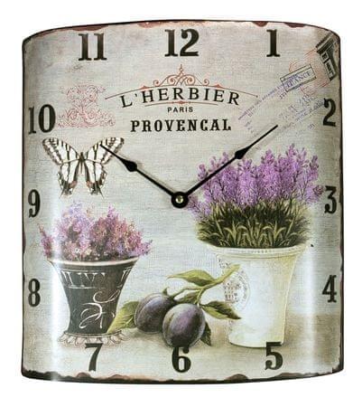 Lowell Designowy zegar ścienny 21502