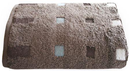 Framsohn Quattro Törölköző, Barna, 50 x 100 cm
