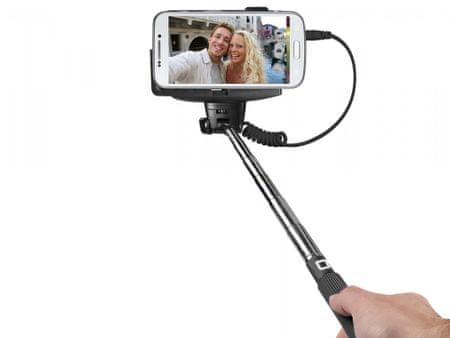 SBS Selfie Stick s 3.5 mm priključkom (TESELFISHAFT)