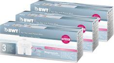 BWT Náhradné filtre Mg2 + - balenie 9ks