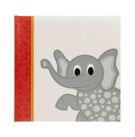 Goldbuch foto album Cute Elephant 30x31 cm, 60 strani