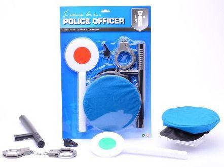 Lamps Policijski igralni komplet