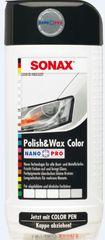Sonax barvna polirna pasta NanoPro, bela, 500 ml