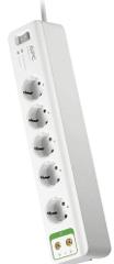 APC surgearrest essential PM5V-FR, 5z. TV, Ethernet