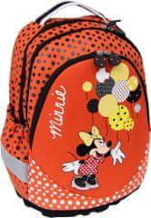 Disney ergonomic nahrbtnik Minnie Lost in dots