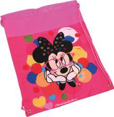 Disney vrečka za copate Minnie Heartpolkadots