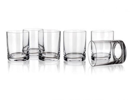 Banquet set kozarcev za viski Degustation Crystal, 6 kosov