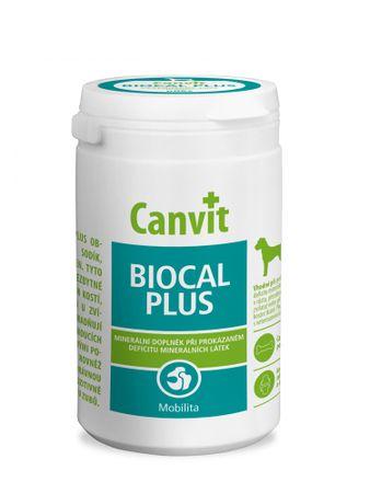 Canvit Biocal Plus étrendkiegészítő, 500 g