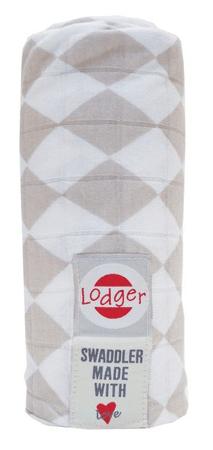 Lodger Multifunkčná osuška Swaddler, Shell