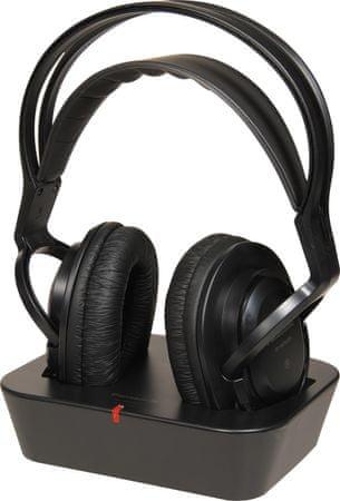 Panasonic brezžične slušalke RP-WF830E-K